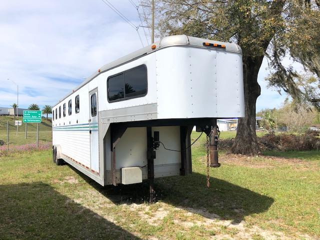 1997 Other Colin Arndt 6 horse slant Horse Trailer