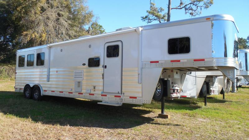 Browse Living Quarter Trailers