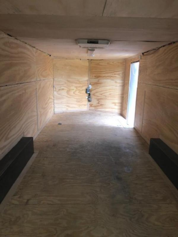 2017 South Georgia SGC 8.6 x 24 Enclosed Cargo Trailer