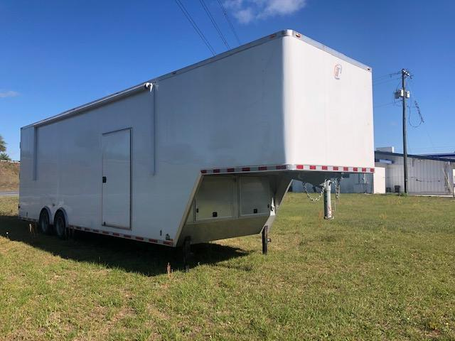 2015 inTech Trailers 8'x32' Enclosed Cargo Trailer