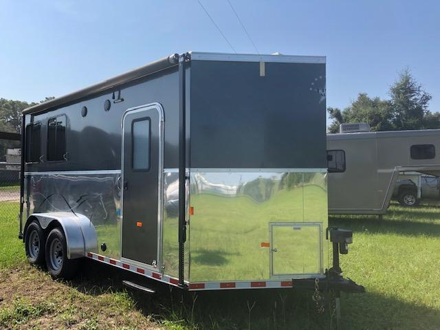 2019 Other Dixie Star by Harmar 2 horse w/5 lq Horse Trailer