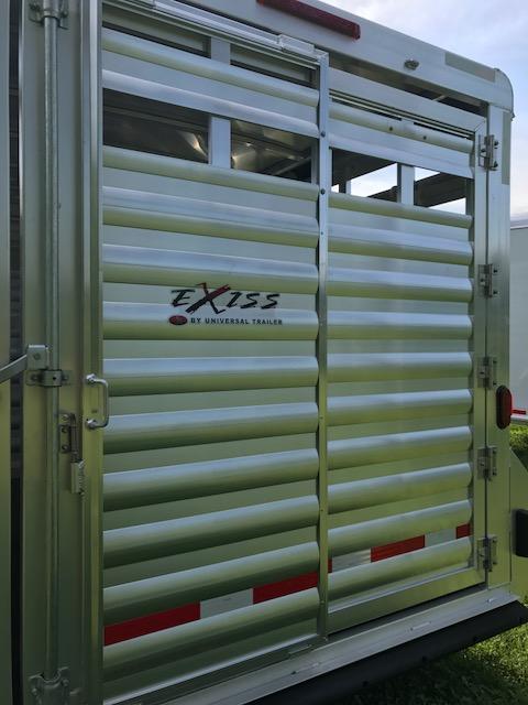 2020 Exiss 20 stock combo Horse Trailer