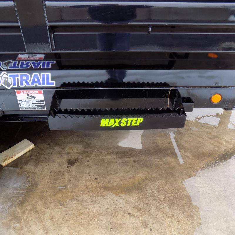"""New Load Trail 83"""" x 14' Dump Trailer - Flared Sides - Payments from $125/mo. with $0 Down W.A.C."""
