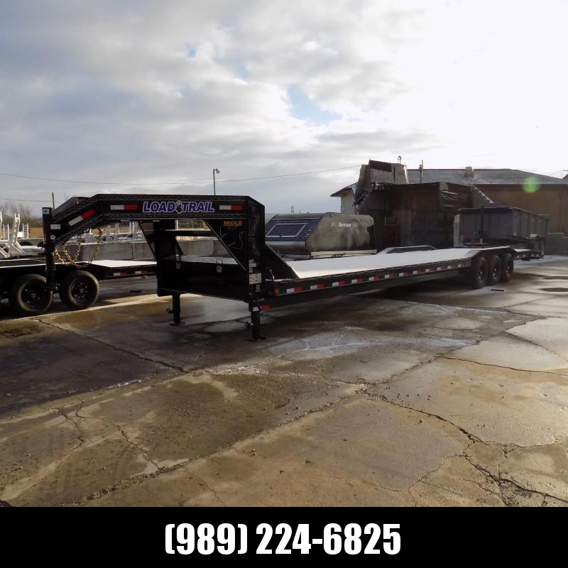 """New Load Trail 102"""" x 40' Triple Axle Gooseneck Car Hauler / Equipment Trailer - $0 Down & Payments From $145/mo. W.A.C."""