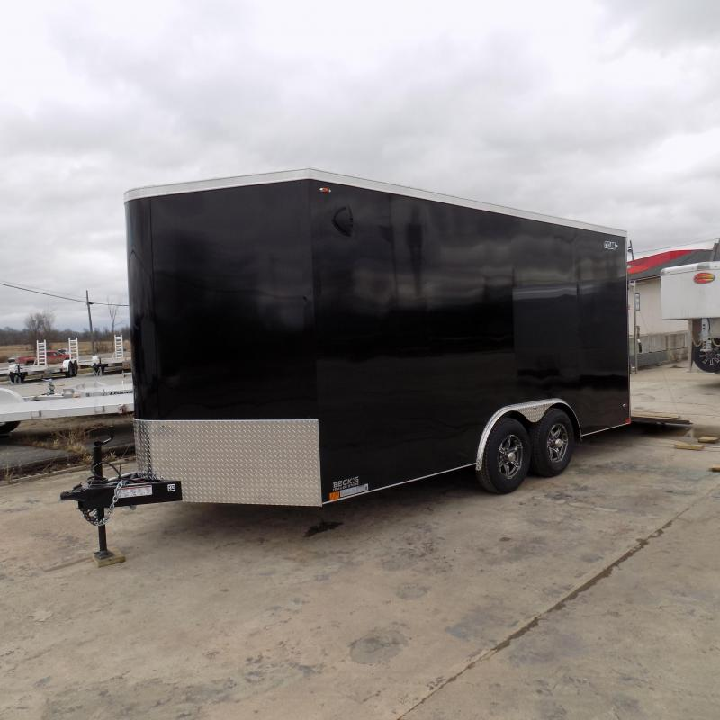 New Legend Cyclone 8.5' x 18' Enclosed Car Hauler / Cargo Trailer for Sale - $0 Down Payments From 100/mo W.A.C.