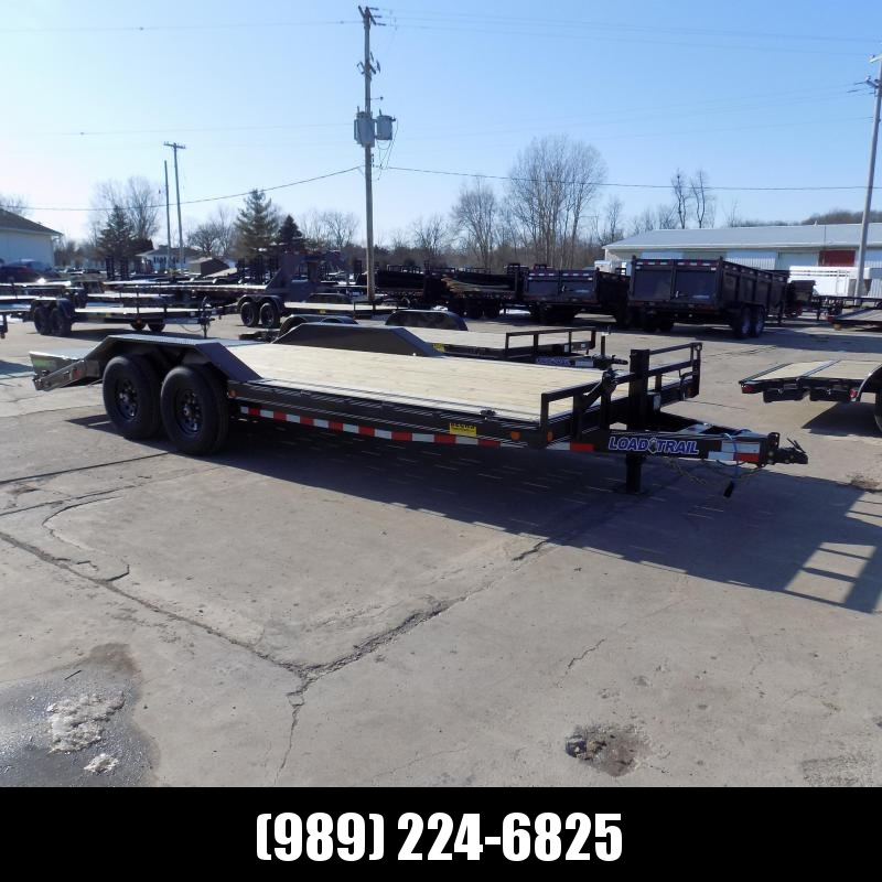 "New Load Trail 102"" x 20' Open Car/Equipment Trailer For Sale - Payments from $99/mo. W.A.C."