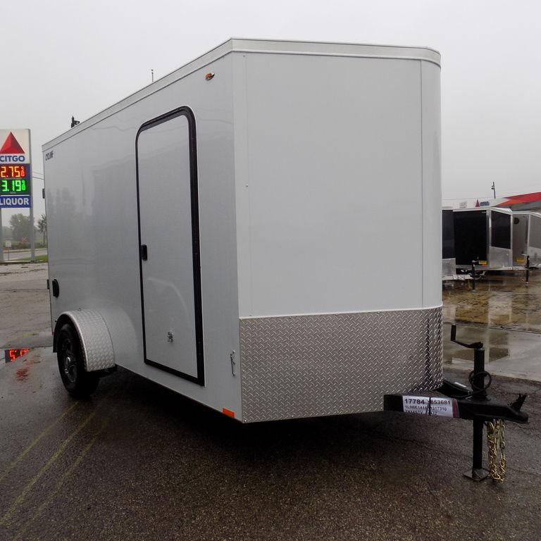 New Legend Cyclone 7'x14' Enclosed Cargo Trailer For Sale CONTACT US FOR BEST DEAL GUARANTEE