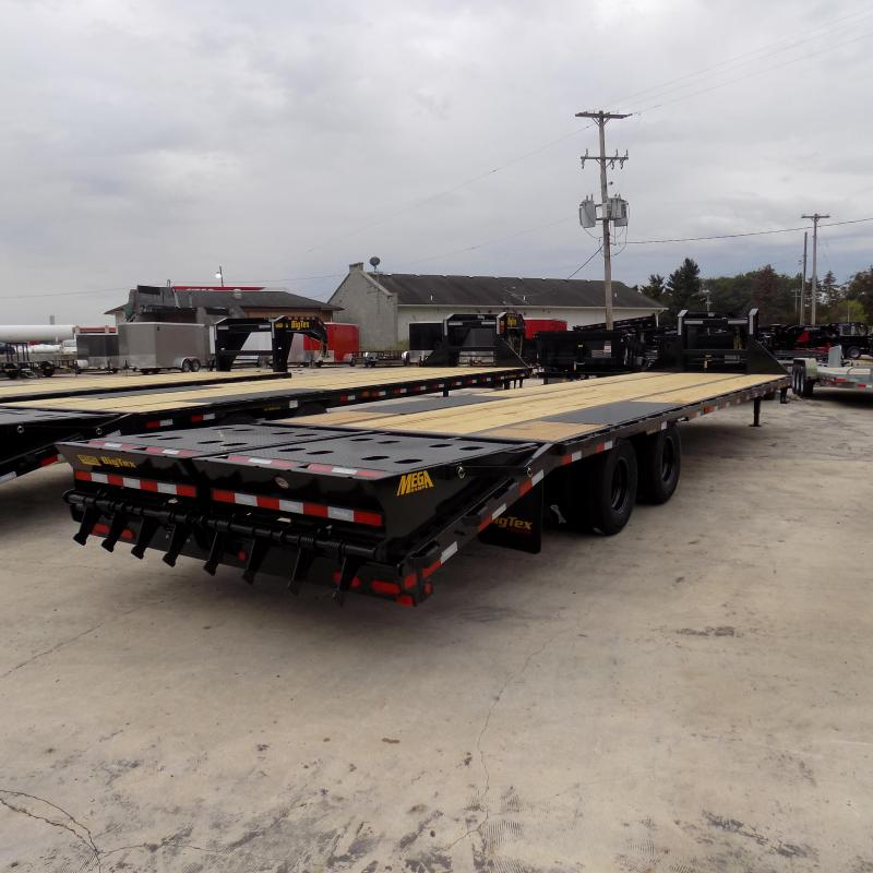 "New Big Tex 102"" x 30' + 5' Gooseneck Trailer w/ 23900# Weight Rating"