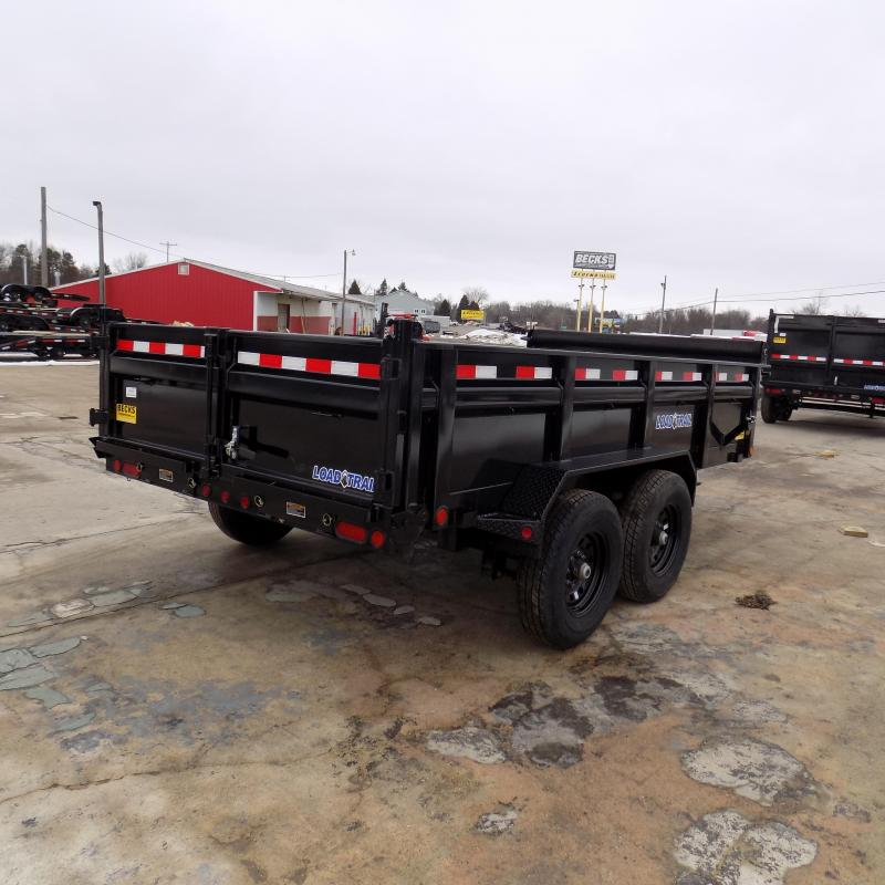 "New Load Trail 83"" x 14' Dump Trailer for Sale - $0 Down & Payments from $159/mo. W.A.C. - Best Deal Guarantee"