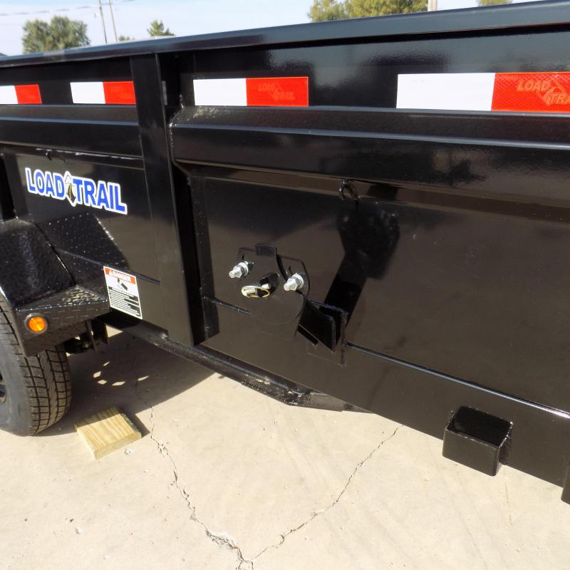 """New Load Trail DT14 83"""" x 14' Dump Trailer for Sale - Payments from $109/mo. W.A.C."""