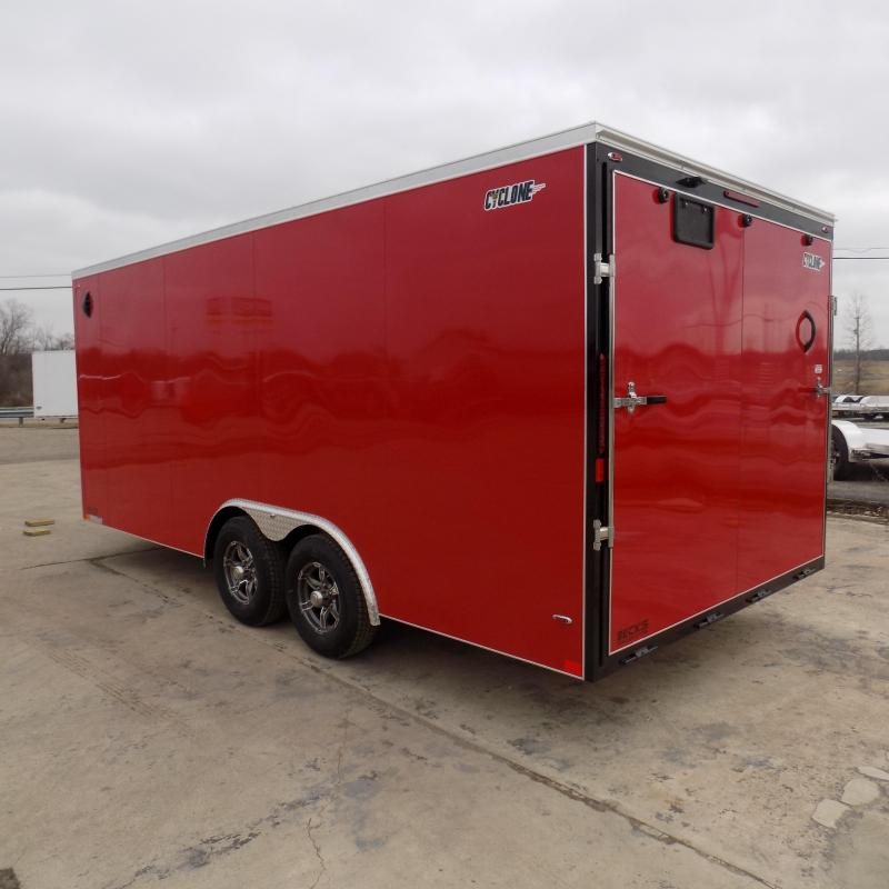 New Legend Cyclone 8.5' x 20' Enclosed Car Hauler / Cargo Trailer for Sale - $0 Down Payments From $100/mo W.A.C.