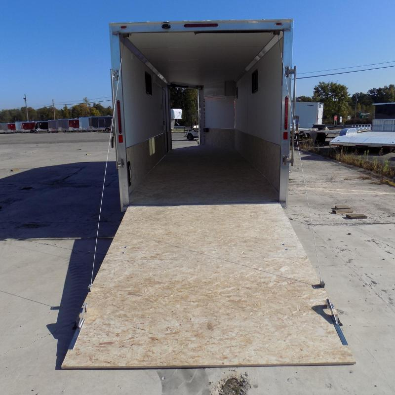 New Legend Explorer 7' x 27' Snowmobile Trailer- Payments From $169/mo. with $0 Down W.A.C - Best Deal Guarantee