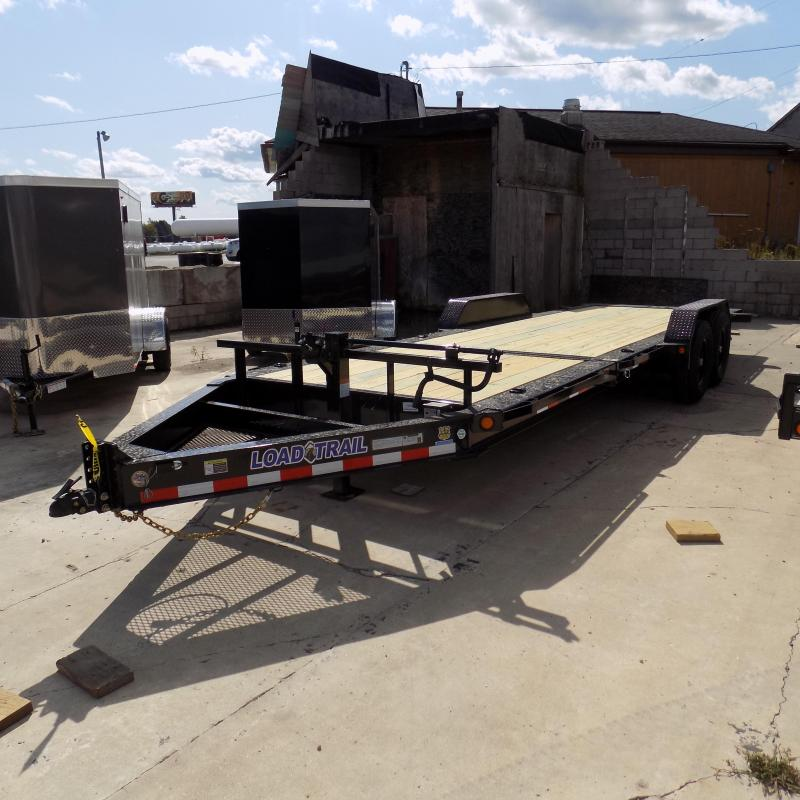 "New Load Trail TH14 83"" x 22' Tilt Deck Trailer For Sale - Payments from $125/mo. W.A.C."