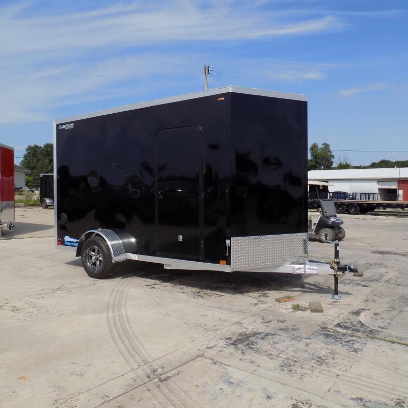 New Legend Thunder 7' X 14' Aluminum Enclosed Cargo Trailer For Sale