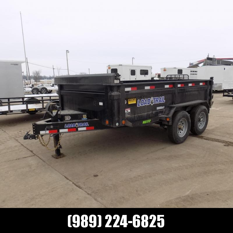 """New Load Trail 83"""" x 12' Dump Trailer for Sale - $0 Down & Payments from $149/mo. W.A.C. - Best Deal Guarantee"""