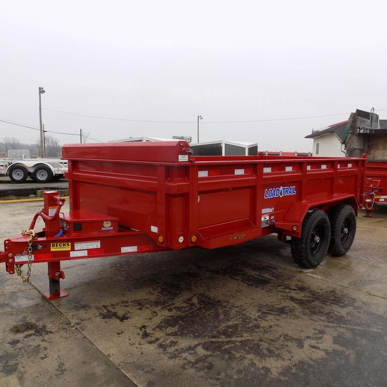 New Load Trail DT14 DT8314072