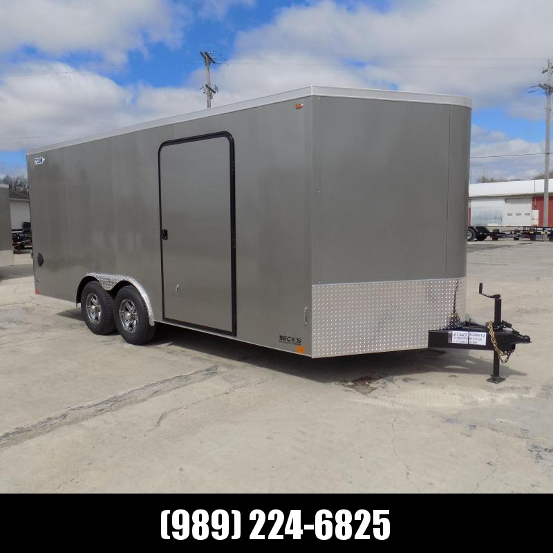 New Legend Cyclone 8.5' x 20' Enclosed Car Hauler / Cargo Trailer for Sale - 0 Down Payments From $115/Mo W.A.C.