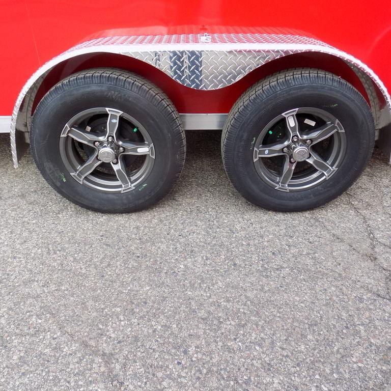 New Legend Thunder 7' x 29' Aluminum Snow / ATV Trailer For Sale - CLEARANCE