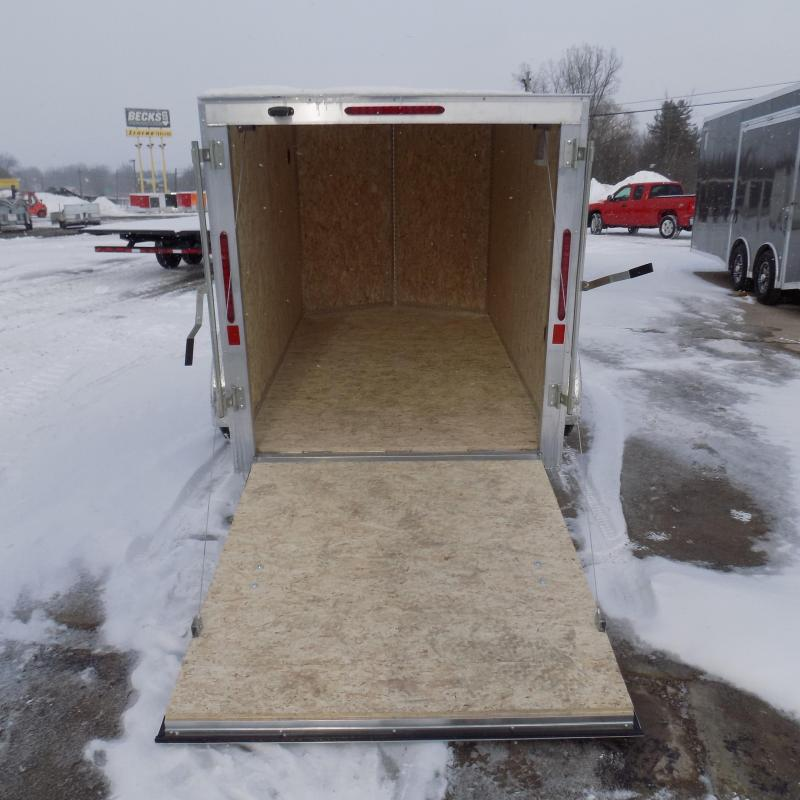 New Legend Thunder 5' x 9' Aluminum Enclosed Cargo For Sale - $0 Down Payments From $79/mo W.A.C.