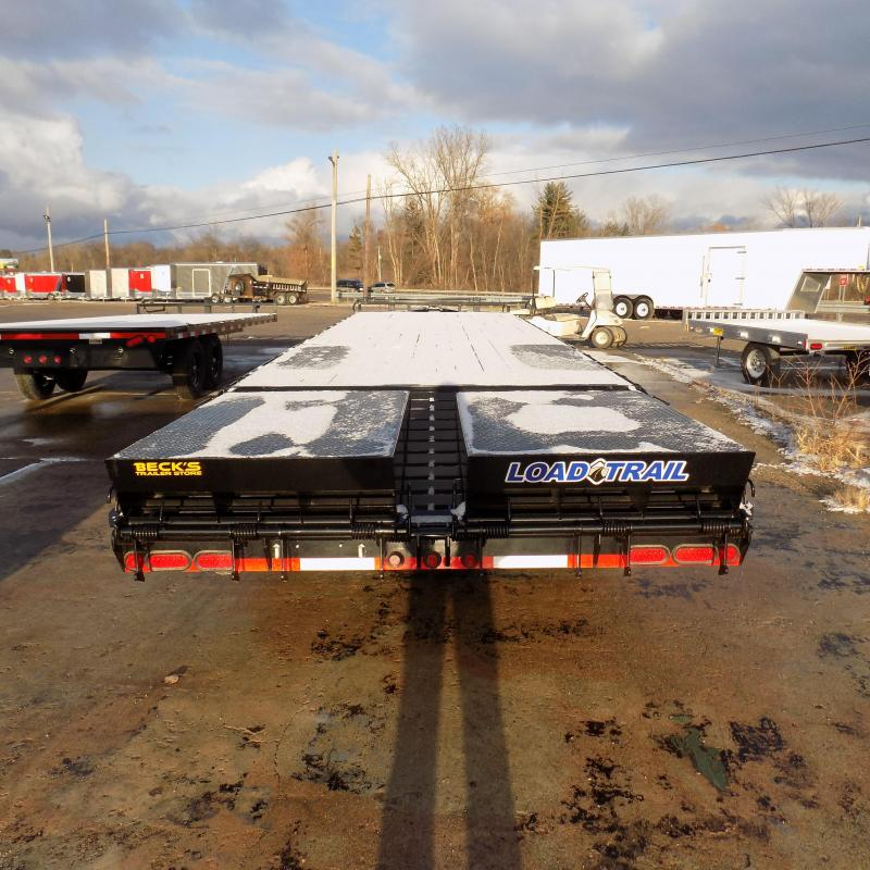 "New Load Trail PH21 102"" x 32' Flatbed Trailer With Tandem 12K Axles & Max Ramps - $0 Down & Payments From $185/mo. W.A.C."