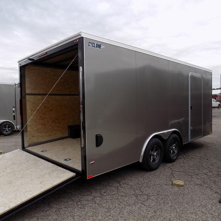 New Legend Cyclone 8.5' x 20' Enclosed Cargo Trailer for Sale - 5200# Torsion Axles