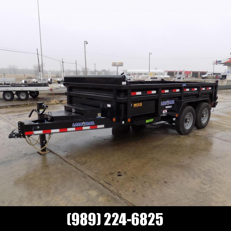 "New Load Trail 83"" x 14' Dump Trailer for Sale - $0 Down & Payments from $129/mo. W.A.C. - Best Deal Guarantee"