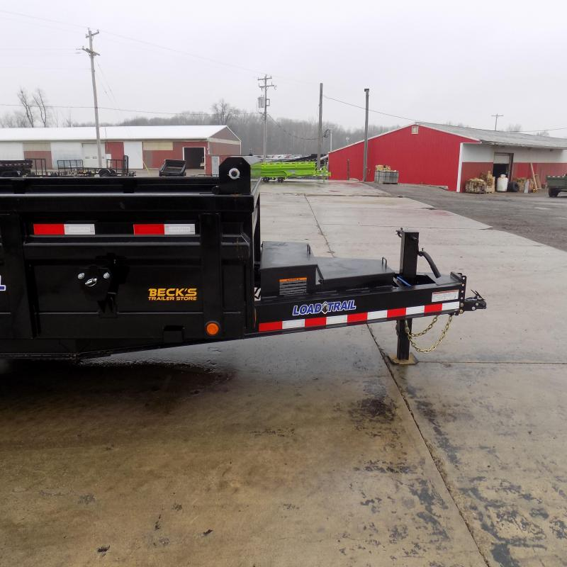 """New Load Trail 83"""" x 14' Dump Trailer for Sale - $0 Down & Payments from $129/mo. W.A.C. - Best Deal Guarantee"""