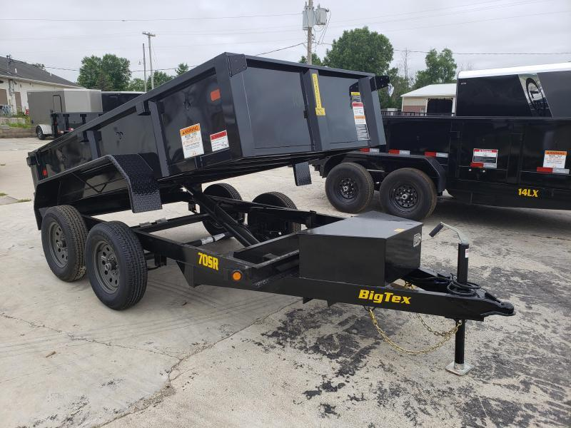 New Big Tex 5' x 10' Dump Trailer for Sale