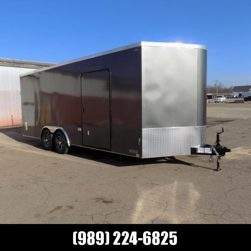 New Legend Cyclone 8.5' x 22' Enclosed Car Hauler / Cargo Trailer for Sale- $0 Down Payments From $129/Mo W.A.C.
