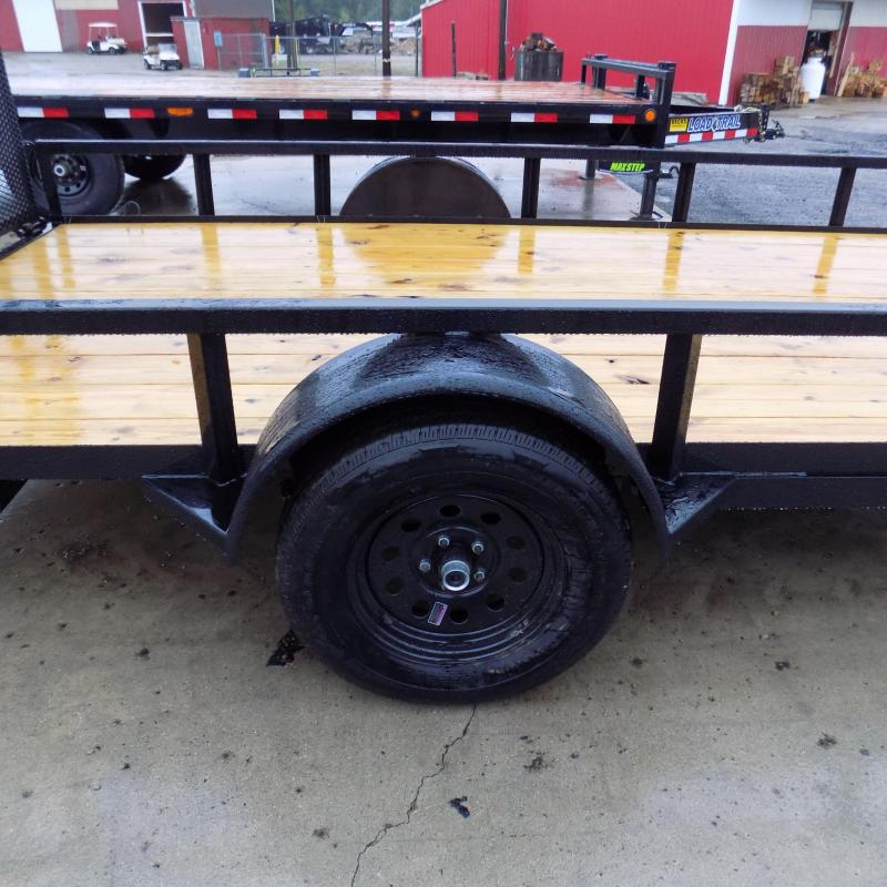 """New Load Trail 83"""" x 14' Open Utility Trailer for Sale - $0 Down & Payments From $51/mo. W.A.C."""