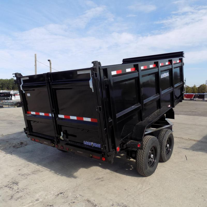 "New Load Trail DT14 83"" x 14' Dump Trailer W/ 48"" Sides - Payments from $125/mo. W.A.C."