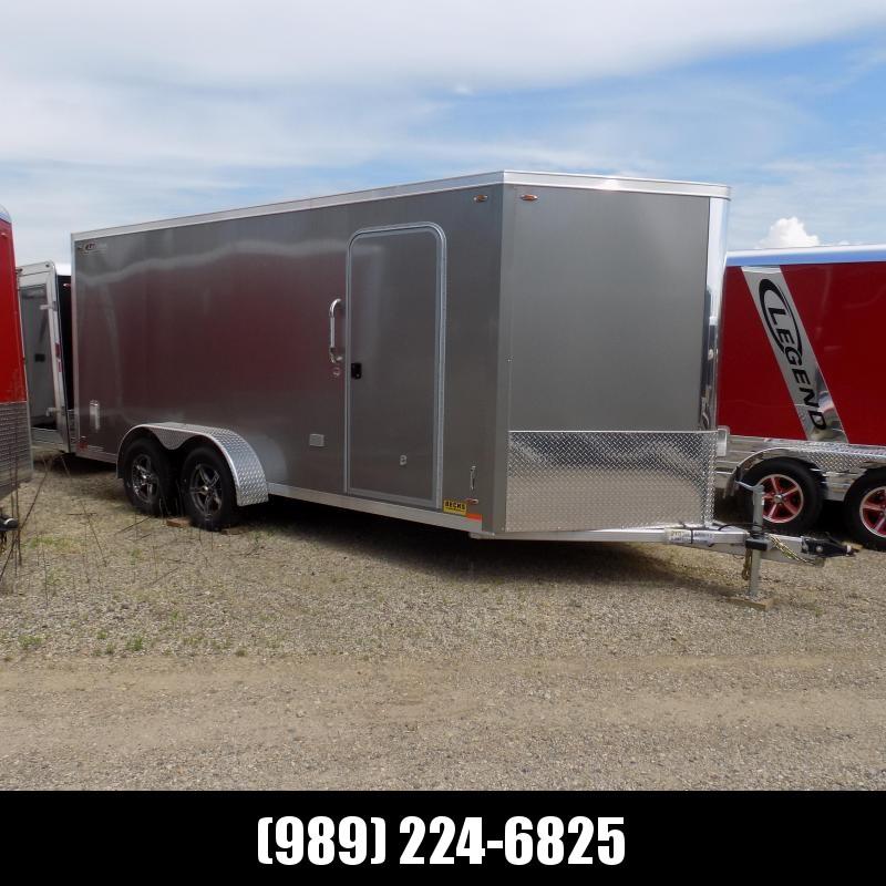 New Legend FTV 7' x 19' Aluminum Enclosed Cargo For Sale
