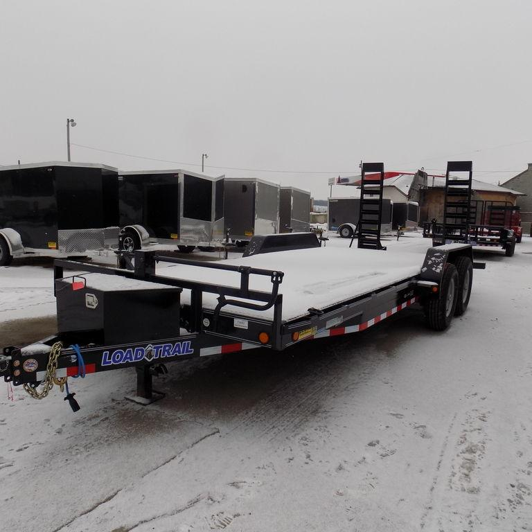 New Load Trail Open Car Hauler CONTACT FOR BEST DEAL GUARANTEE!!
