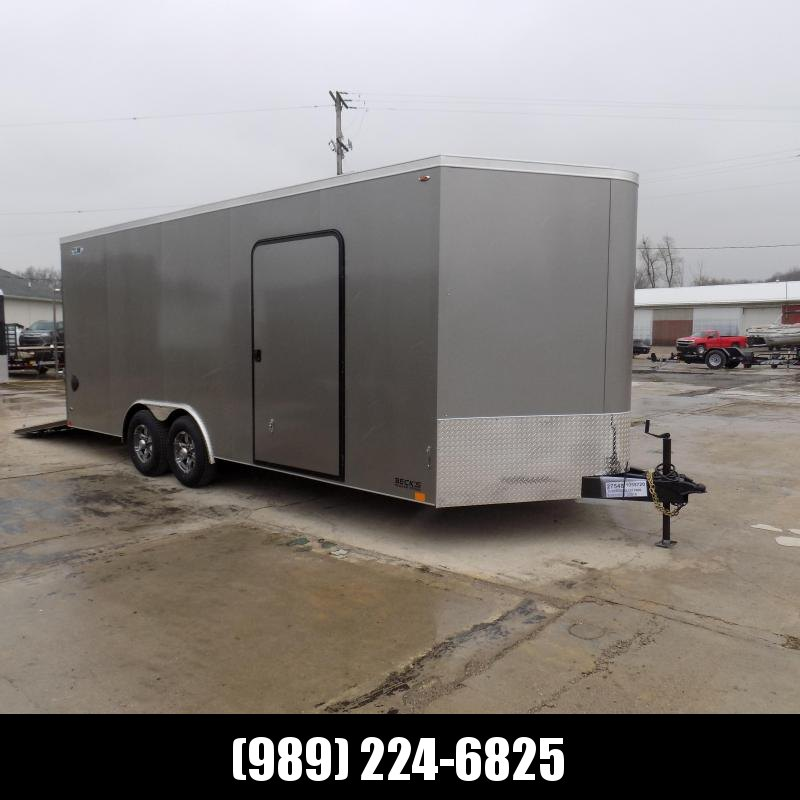 New Legend Cyclone 8.5' x 22' Enclosed Car Hauler Trailer for Sale- $0 Down Payments From $125/Mo W.A.C.