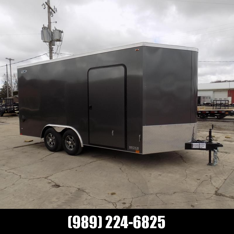 New Legend Cyclone 8.5' x 18' Enclosed Car Hauler / Cargo Trailer for Sale - $0 Down Payments From 110/mo W.A.C.