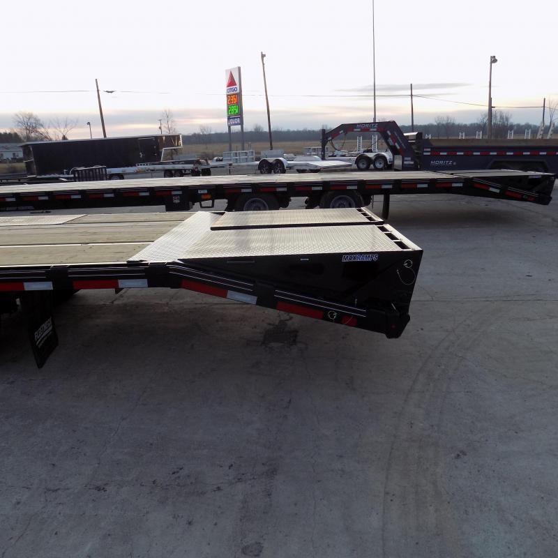 """New Diamond C Trailers 102"""" x 35' Gooseneck Trailer - 25,000# Weight Rating - $0 Down Financing Available"""
