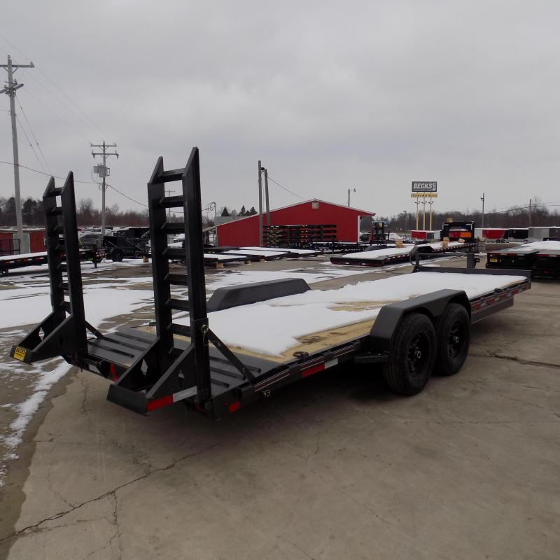 "New Diamond C Trailers 82"" x 22' Equipment Trailer For Sale - Flexible Financing Options From $99/mo. W.A.C."