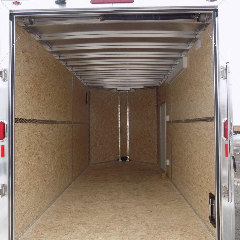 New Legend FTV 7' X 17' Aluminum Enclosed Cargo Trailer For Sale - CLEARANCE UNIT - NO SUBSTITUTIONS