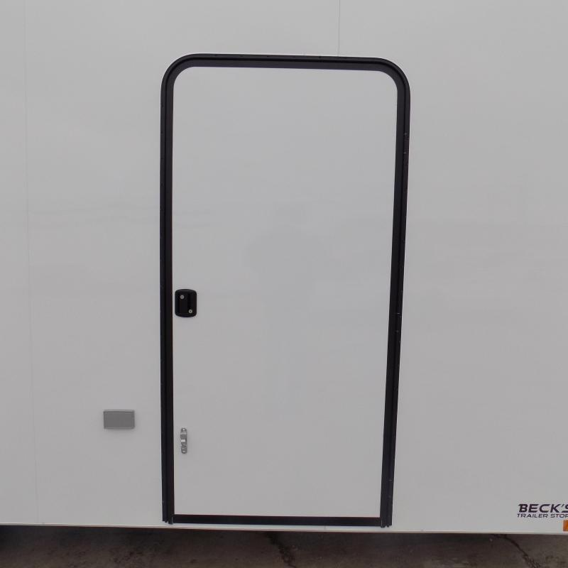 New Legend Cyclone 8.5' x 22' Enclosed Cargo Trailer for Sale- $0 Down $120/Mo W.A.C