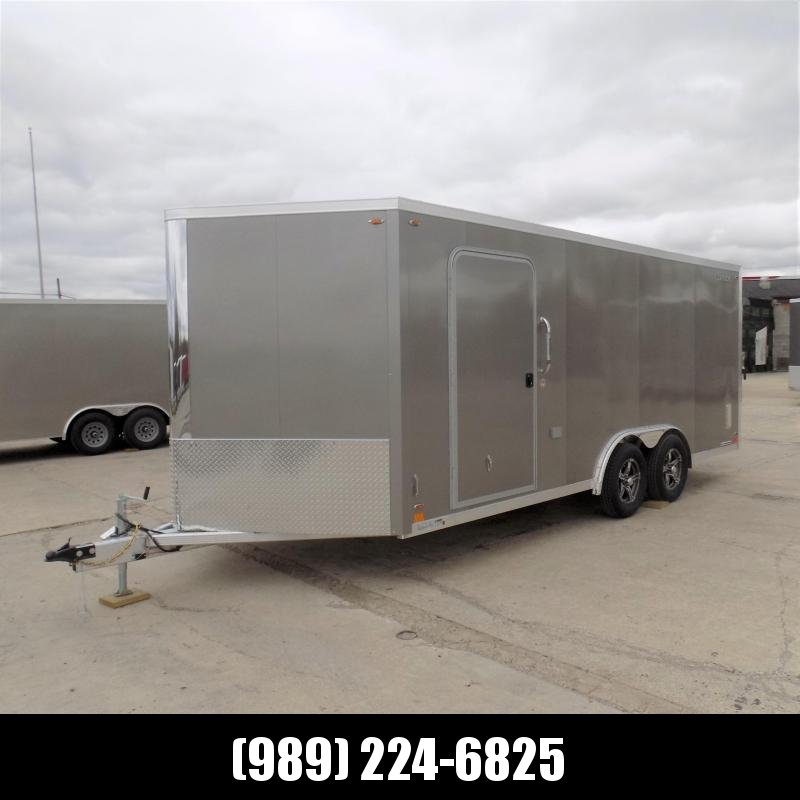 New Legend FTV 8' x 21' Heavy Duty Aluminum Trailer - $0 Down & Payments From $133/mo. W.A.C.