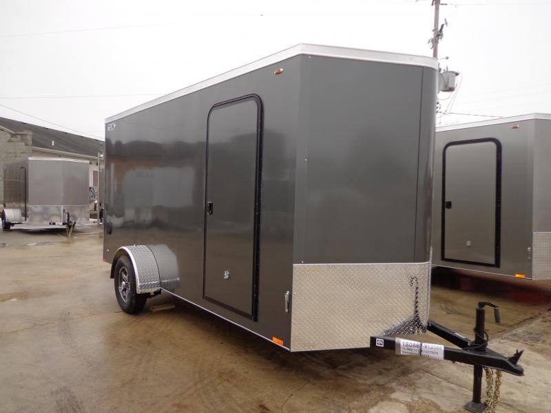 New Legend Cyclone 6' x15' Enclosed Cargo Trailer For Sale