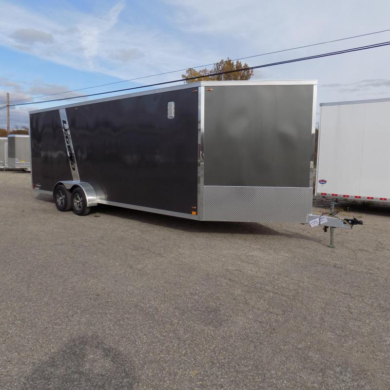New Legend Explorer 7' x 27' Snowmobile Trailer - Payments From $159/mo. with $0 Down W.A.C - Best Deal Guarantee