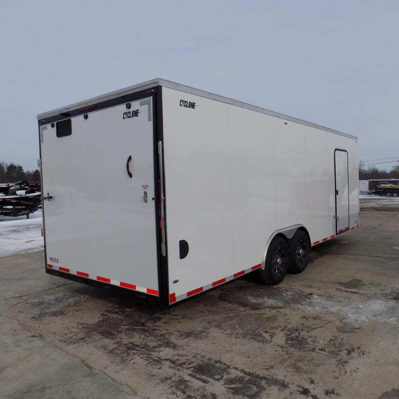 New Legend Cyclone 8.5' x 26' Enclosed Car Hauler For Sale - $0 Down Payments From $149/mo W.A.C.
