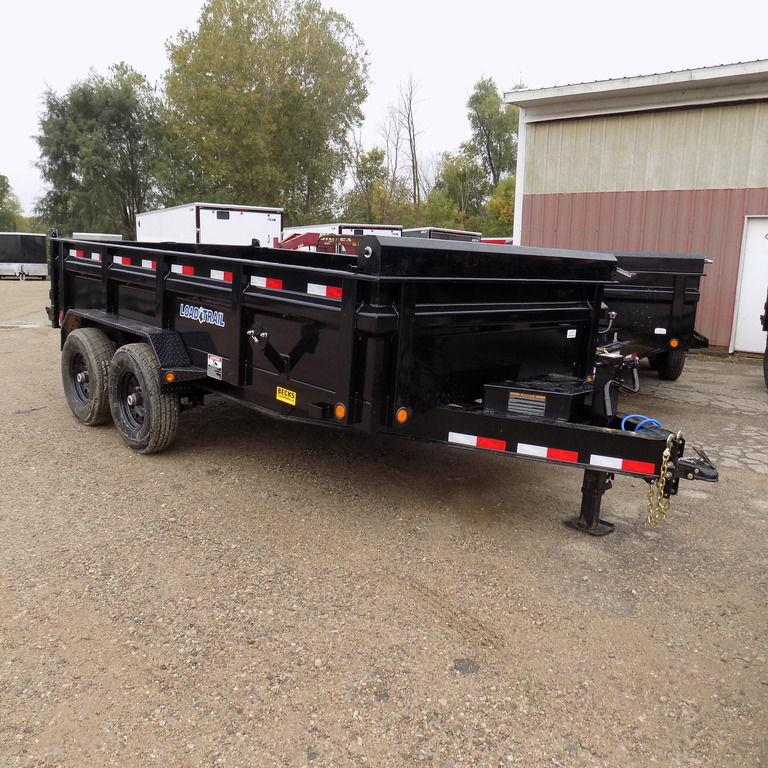 "New Load Trail 83"" x 14' Dump Trailer CONTACT FOR BEST DEAL GUARANTEE!!"