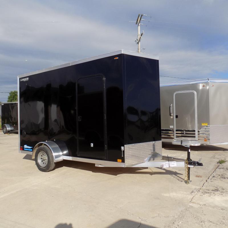 New Legend Thunder V Nose 6' X 13' Enclosed Cargo Trailer For Sale