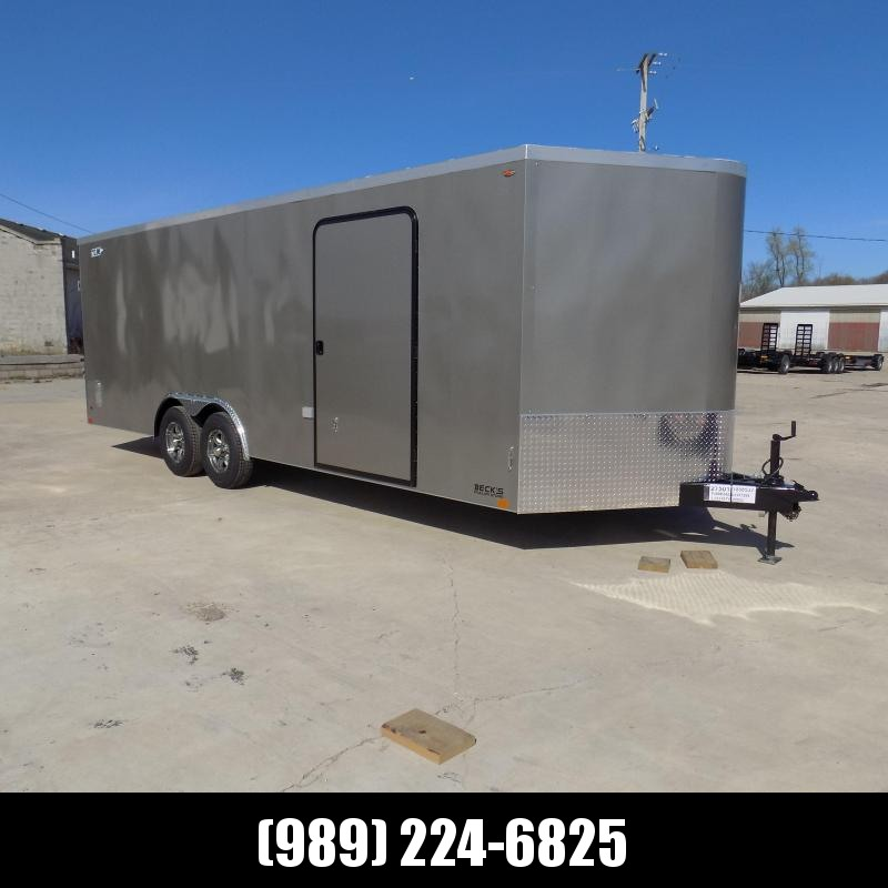 New Legend Cyclone 8.5' x 24' Enclosed Car Hauler For Sale - $0 Down & Payments From $129/mo. W.A.C.