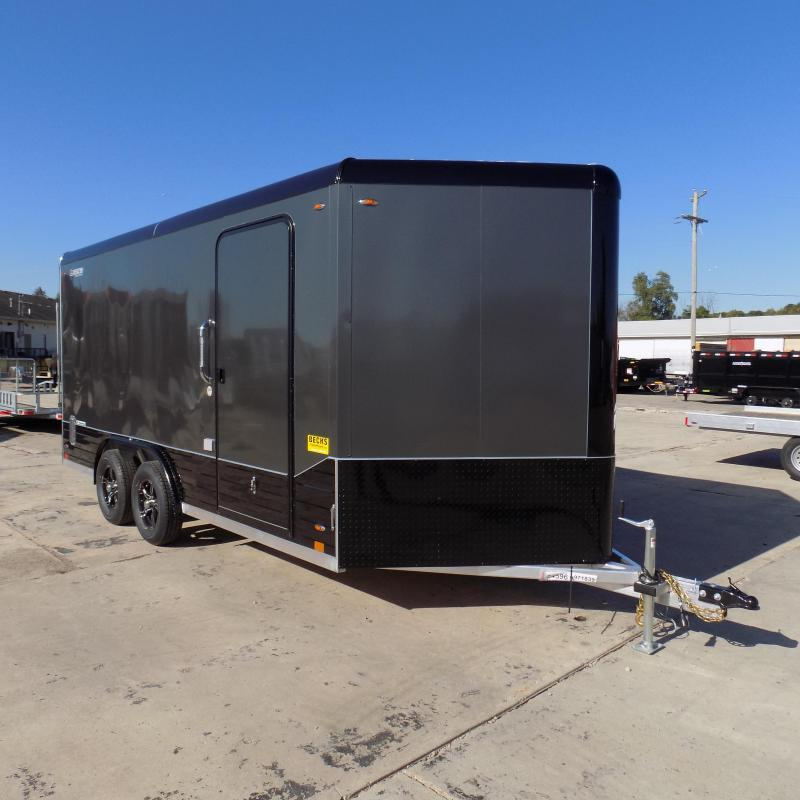 New Legend Deluxe V-Nose 8' x 19' Enclosed Cargo Trailer - LOADED! Only $157/mo. w/ $0 Down W.A.C.