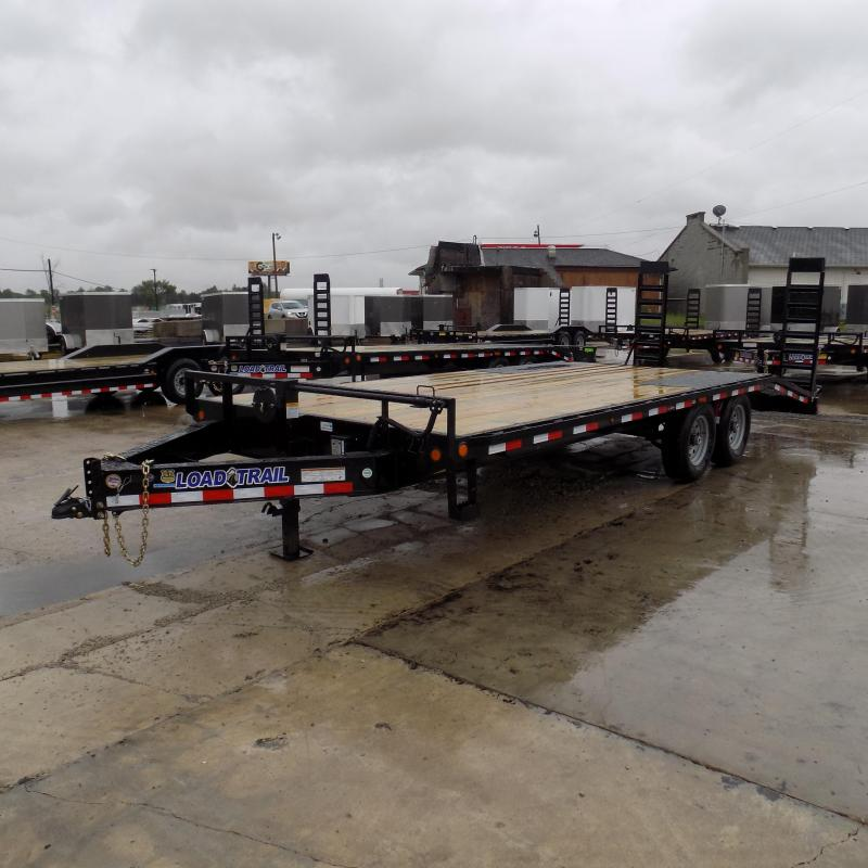 """New Load Trail 102"""" x 22' Deckover Trailer For Sale"""