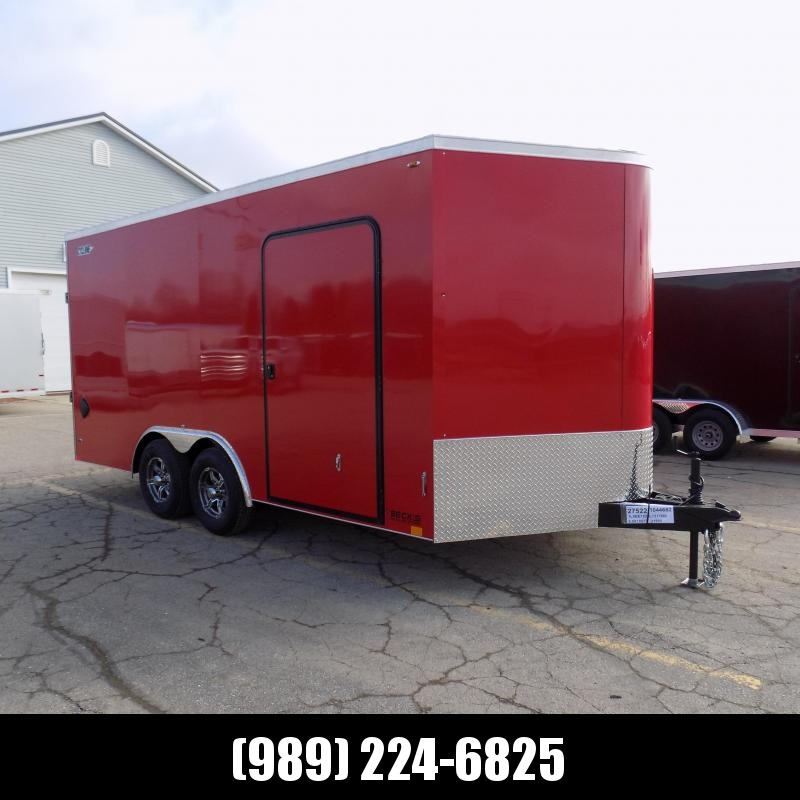 New Legend Cyclone 8.5' x 18' Enclosed Car Hauler / Cargo Trailer for Sale - $0 Down Payments From $100/mo W.A.C.