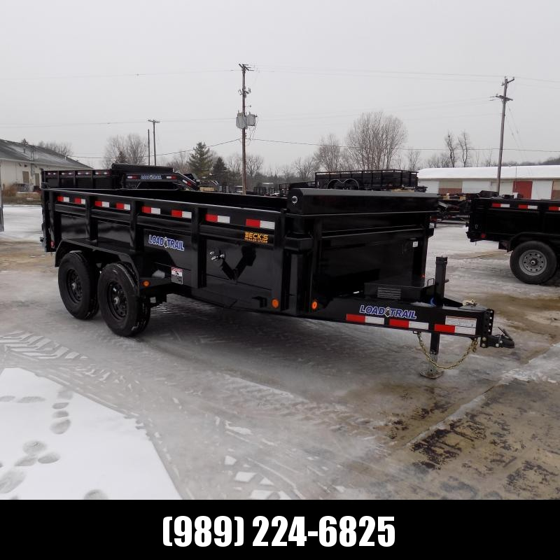 """New Load Trail 83"""" x 14' Dump Trailer for Sale - $0 Down & Payments from $119/mo. W.A.C. - Best Deal Guarantee"""